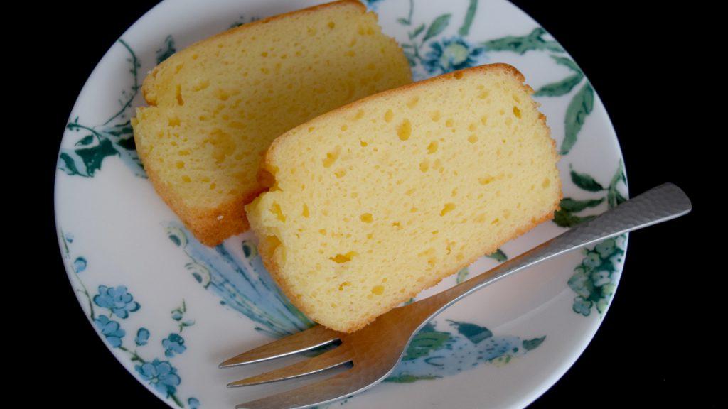 米粉チーズパウンドケーキ